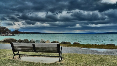 Canandaigua Lake, NY Copyright © 2011 Alex Emes All rights reserved