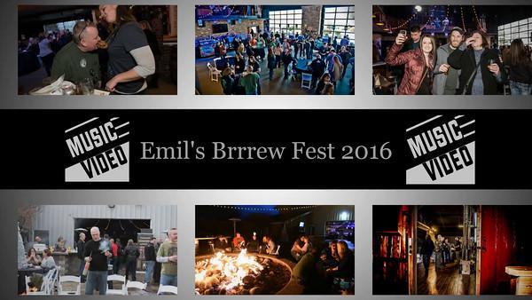 Video Emil's Brrrew Fest 2016