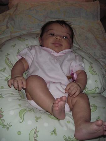 Emily 9 & 10 Weeks Old