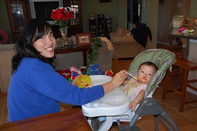 December 16, 2007 - Not 1 but 2 teeth!!