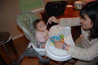 November 21, 2007 - Little Missy Piggy