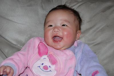 November 9, 2007 - Emi Gots Giggles