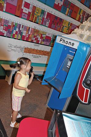 August 22, 2010 - Houston Children's Museum