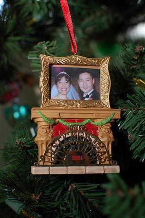 December 24, 2010 - Making Santa cookies
