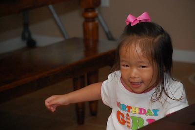 June 2, 2010 - Emily 3YO Bday