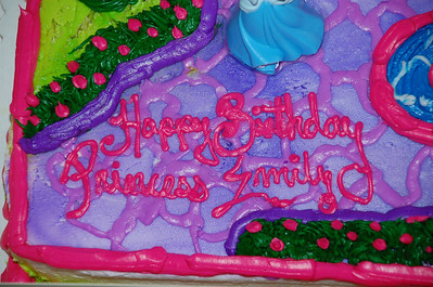 June 5, 2010 - Emily 3YO Birthday Party at Jump N Jungle