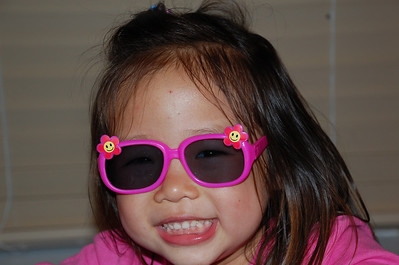 March 8, 2010 - My future is so bright I have to wear shades