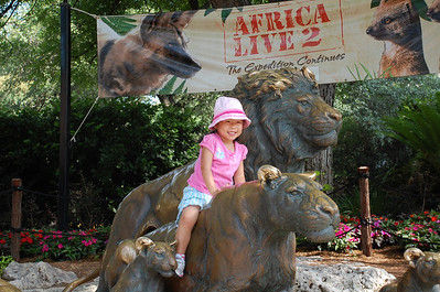 May 31, 2010 - Day 3, San Antonio Zoo