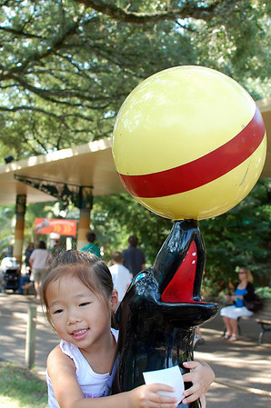 October 2, 2010 - Great Day at the Houston Zoo