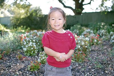 October 3, 2010 - Fall Day Photos at Helen's Garden, League City