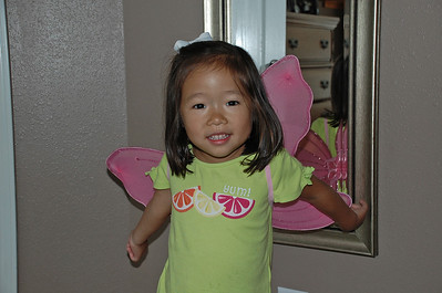 September 12, 2010- My little Butterfly