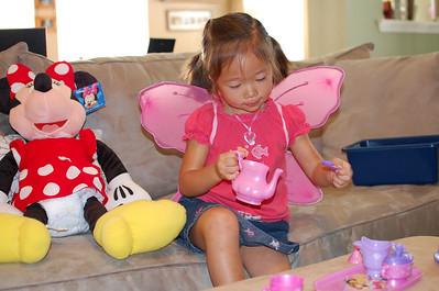 September 25, 2010 - Animal Tea Party