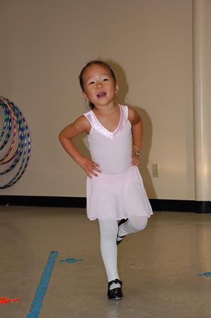 September 29, 2010 - Starlight Studios Ballet & Tap Class