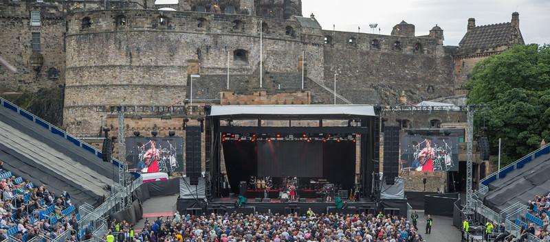 Emily Barker, Edinburgh Castle 2016