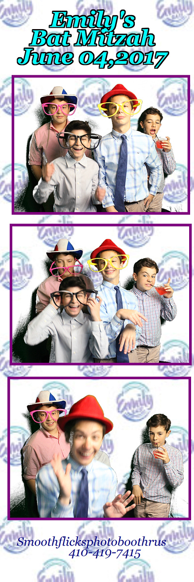 Emily Bat Mitzvah Celebration June 04,2017