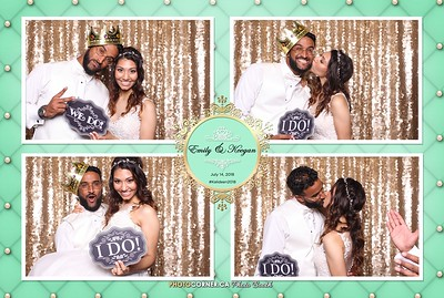 Emily & Keegan - 07-14-2018