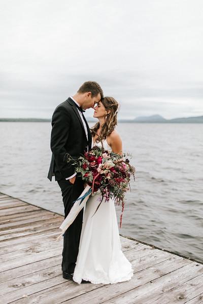 Emily & Luke // Wedding