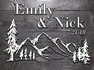 Emily & Nick