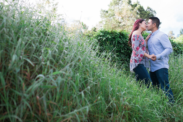 Engagement Portrait Photography by Rolland & Jessica