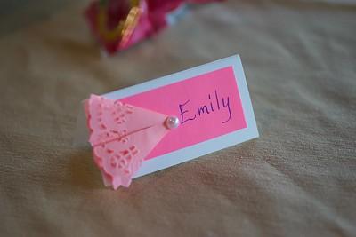 Emily Bridal Shower