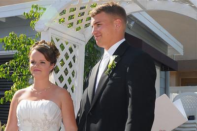 Emily and Daniel Wedding