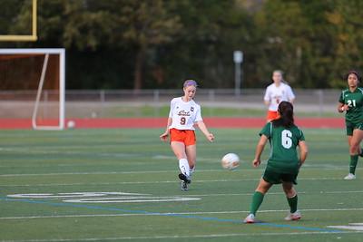 2015-12-12 Cal Soccer #9 Makenna Hazelton
