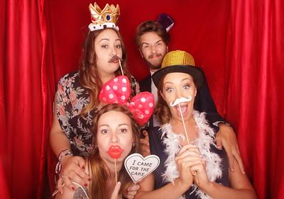 Emily & Chris Photobooth Photos