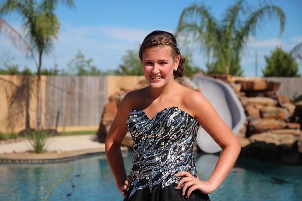 2015 - Emily   8th grade dance