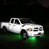White Dodge Truck 001 _
