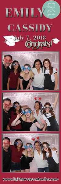 Emily's Grad Party