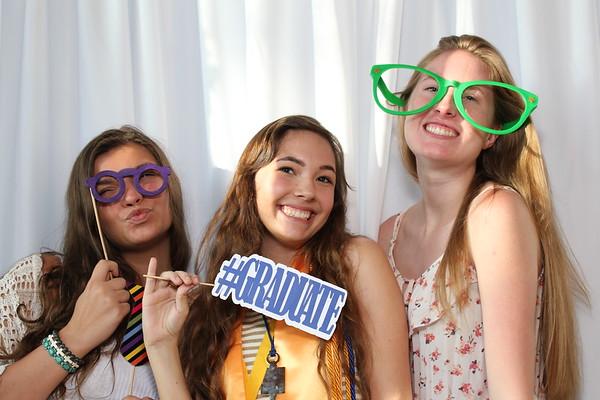 Emily's Graduation Party 5-3-15 Singles