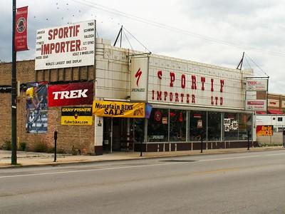 Sportif Importer Ltd