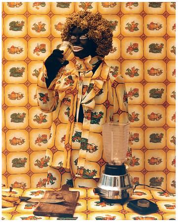 Una Performance Afro-Colombiana