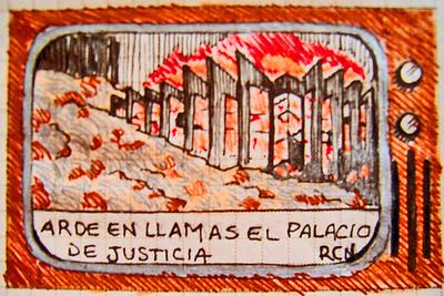 Palacio de Guerra/Tanque de Justicia