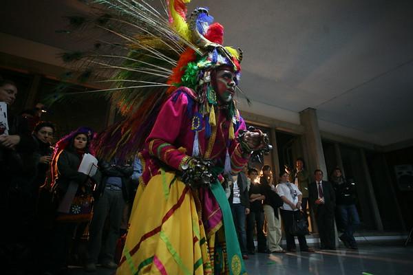 Giuseppe Campuzano, Museo Travesti del Perú. (2009)
