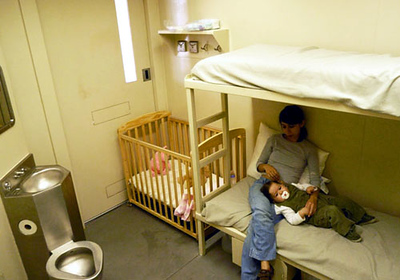 Regina Galindo en America's Family Prison. (2008)