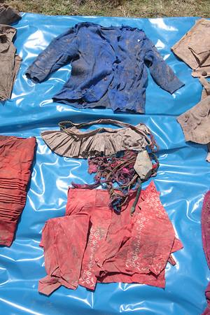 Prendas de mujer / Women's clothes  foto: Domingo Giribaldi del Mar