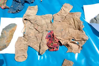 Prendas de niño / Children's clothes foto: Domingo Giribaldi del Mar