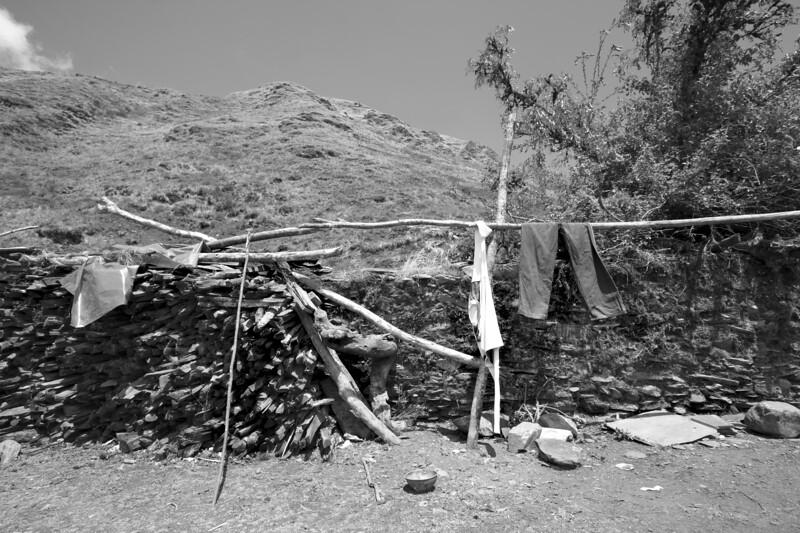 Tendido al tiempo / Clothing hanging in time foto: Domingo Giribaldi del Mar
