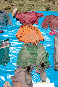 Prendas I / Clothing I foto: Domingo Giribaldi del Mar