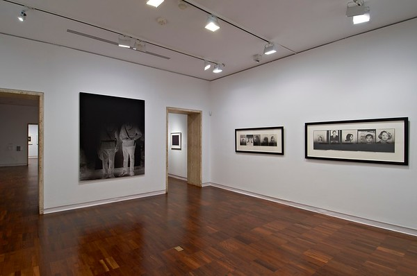 "Installation View of ""Observed: Milagros de la Torre"" at the Americas Society, New York"