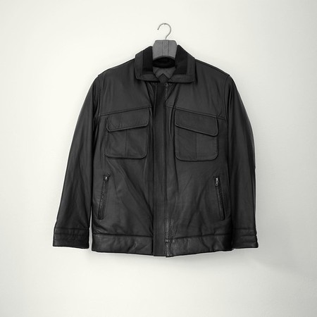 BULLETPROOF (Black Leather), 2008