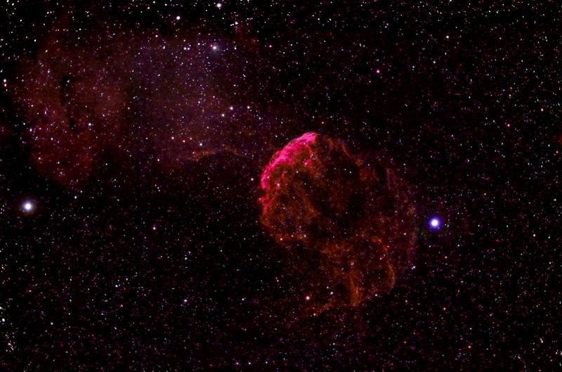 Jellyfish Nebula - IC443