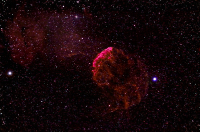 Jellyfish Nebula - IC443
