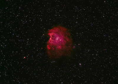 NGC 2174 - Monkey Head Nebula