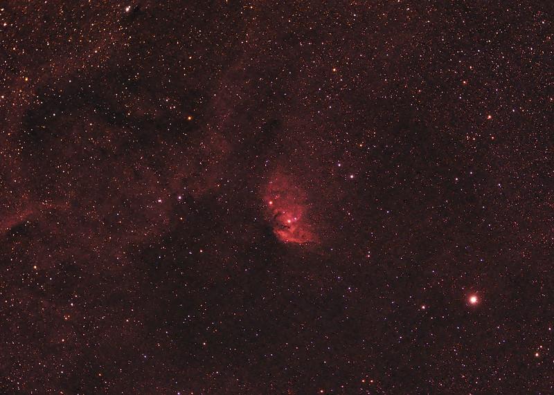 SH2-101 Tulip Nebula Finished