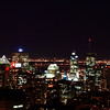 Nocturna desde Mont Royal