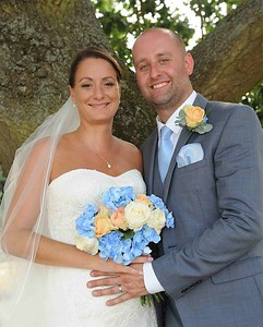 Emma & Ben's Wedding, 27th July 2018