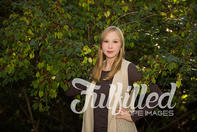 Emma Edgar Fall Senior Session (3)