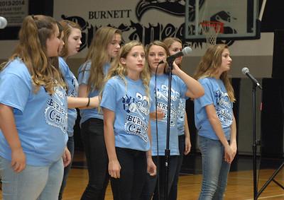 Emma - End of Year Choir - 8th grade